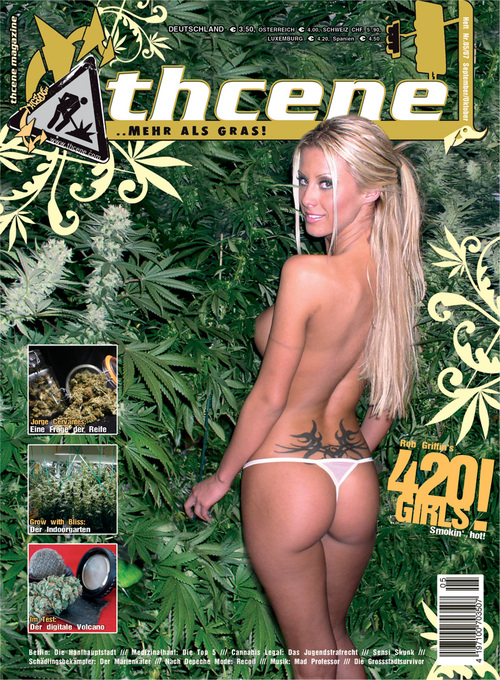 Krystal Steal Via Naked Girls Smoking Weed - The Book! - 420 Girls